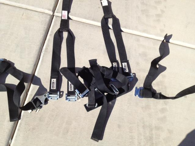 Crow Y type harnesses for sale-crow-belts.jpg