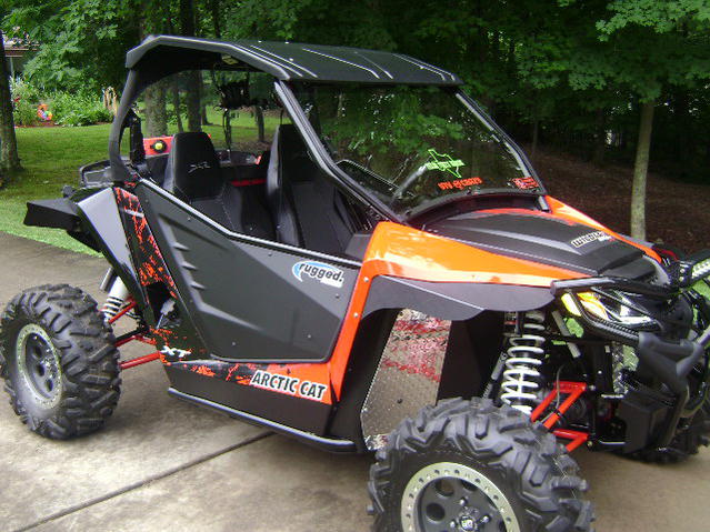 2016 A C Wildcat Sport Page 9 Arctic Cat Prowler