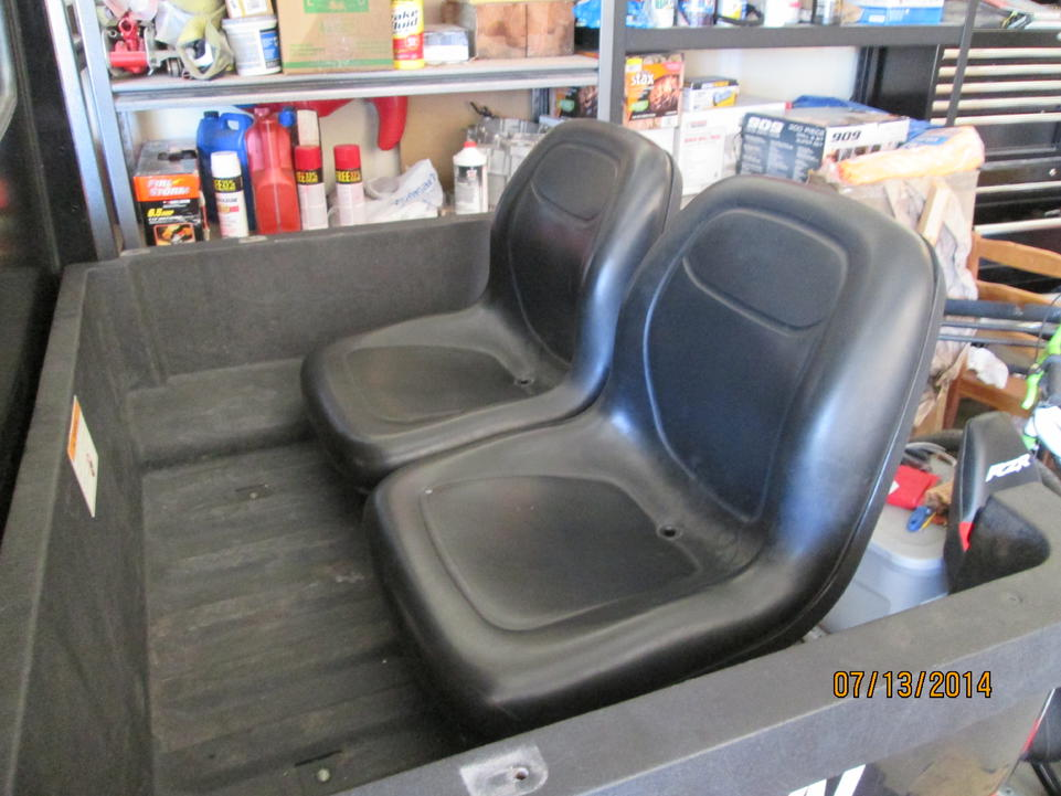 No Drill Rumble Seat Install  - Page 4