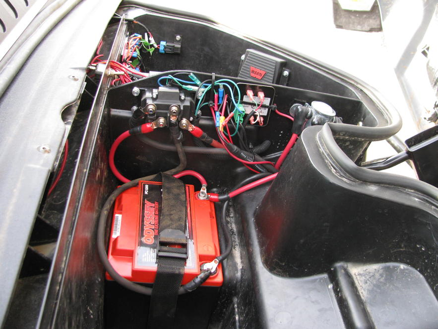 installed a dual battery kit arctic cat prowler forums prowler click image for larger version 0560 jpg views 3733 size 95 3