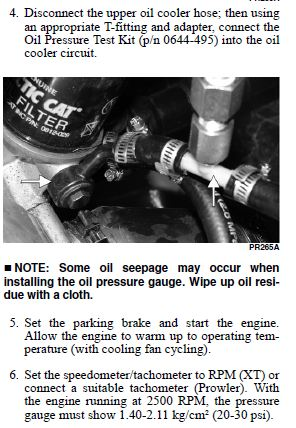 Installing oil pressure gauge on 650..-oil-pressure-upper-hose.jpg