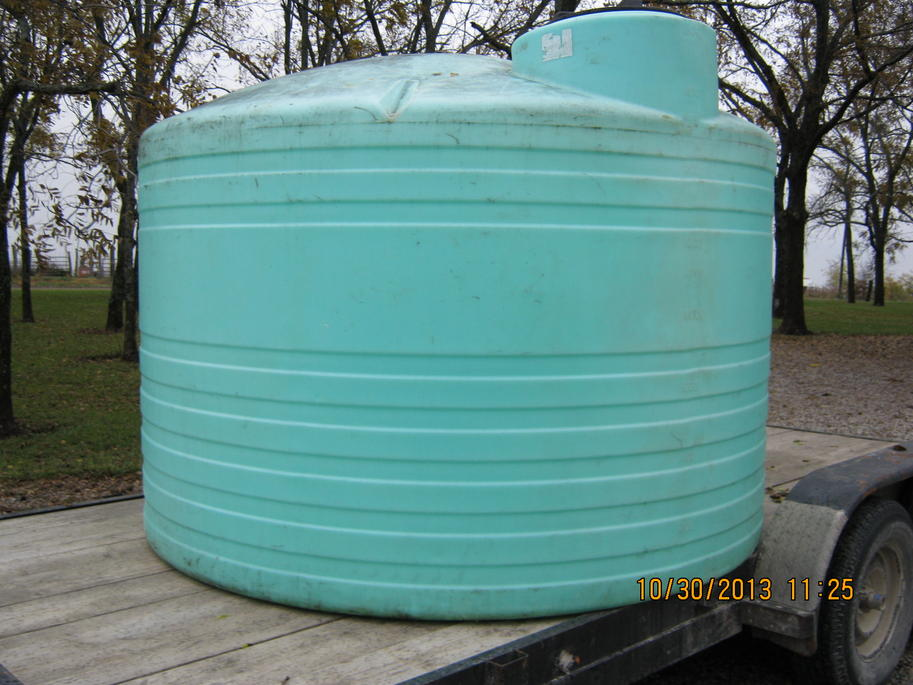 1500 gallon drinking water tank for sale - Arctic Cat ...
